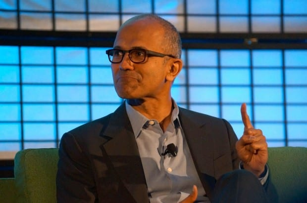 Microsoft CEO's Under Fire Over Women's Pay Remarks
