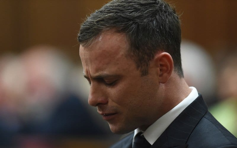 Oscar Pistorius Given 5 Years in Jail