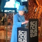 Queen Elizabeth II sends her 1st tweet