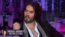 Russell Brand's Revolution In Lawrence O'Donnell Last Word Show