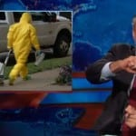 Stewart Rips Networks Freaking Out About Ebola Listen to Your Own Experts [VIDEO]