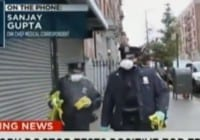 [VIDEO] Watch NYPD Officers who responded to NYC Doctor with Ebola toss protective suits in the garbage