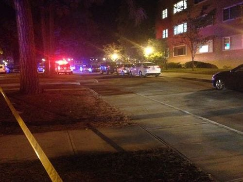 3 wounded, gunman dead in Florida State University shooting
