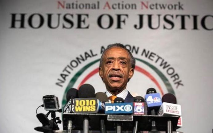 Al Sharpton Owes More than 4 Million in Taxes