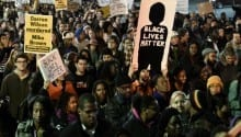 Ferguson Protests Spread Across U.S. For A 2 Night