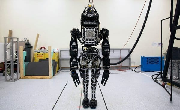 Google signs $1.1 billion lease for Nasa hangar - and plans to use it for developing a team of robots