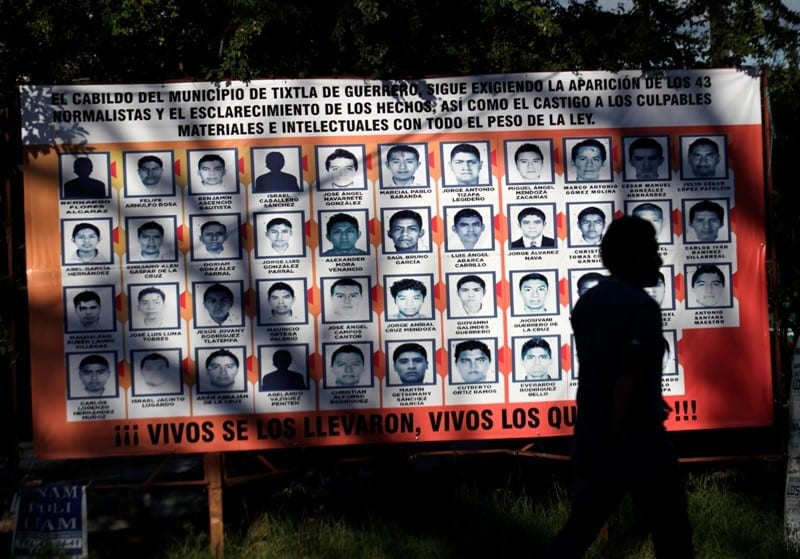 Harrowing Details Of Slaughtered Students, 43 Abductions As Orchestrated By Mayor's Wife In Mexico