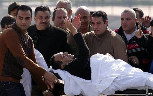 Hosni Mubarak acquitted of 2011 killing of protesters