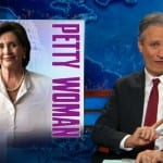 Jon Stewart Tears Apart Pelosi Move Against Duckworth [VIDEO]