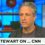 Jon Stewart to CNN- You're Like Chucky the Doll Watch Out for Bad Chucky