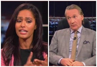 Maher and Rula Jebreal Throw Down over His Berkeley Speech and Radical Islam