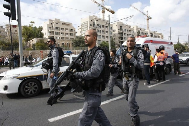 One Dead And Thirteen Wounded In Jerusalem Attack