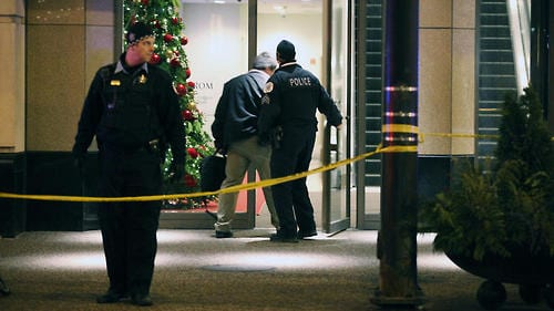 Police- 1 dead, 1 wounded after shooting at Chicago Nordstrom