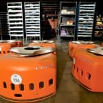 Amazon Deploys Robot Shipping Army