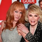 Confirmed Kathy Griffin Will Replace Joan Rivers on 'Fashion Police'