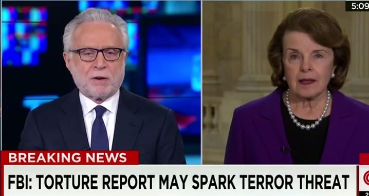 FBI CIA torture report may spark terror threat [VIDEO]