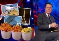 [Full Show] The Colbert Report Finale - Ends - We'll Meet Again [VIDEO]