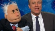 Jon Stewart On TheDaily Show America's Got Torture [VIDEO]