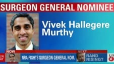 Senate Confirms Surgeon General