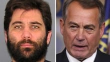 FBI- Ohio bartender planned to poison John Boehner