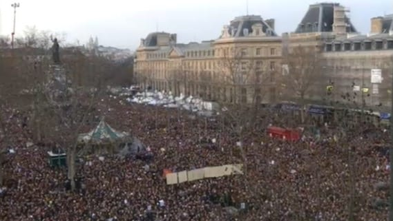 JE SUIS CHARLIE March in Paris