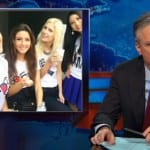 Jon Stewart Reacts To Miss Universe's Photobombing Selfie Controversy [VIDEO]