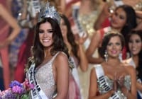 Miss Colombia Paulina Vega was crowned Miss Universe 2014