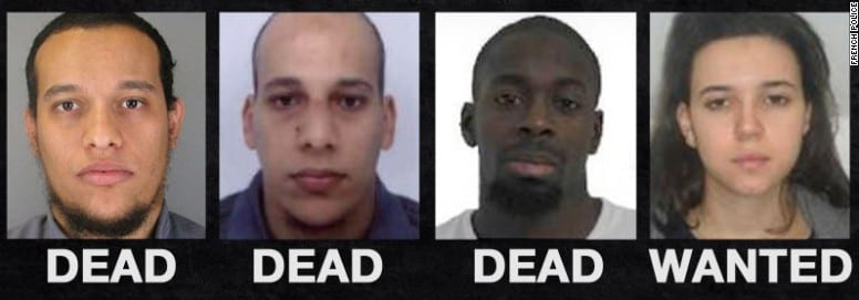 france terror suspects