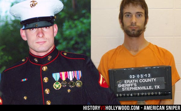 American Sniper trial shows dramatic Eddie Ray Routh chase