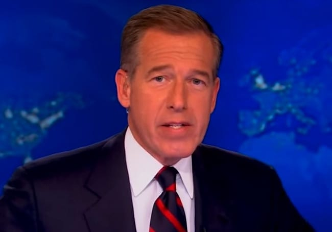 Brian Williams Retracts War Story [VIDEO]