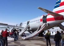 American Airlines accident Denver flight