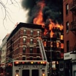 At least 12 injured in East Village, New York, explosion