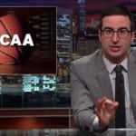 Holy ShitJohn Oliver Blasts NCAA Over $1 Billion March Madness Scam [VIDEO]