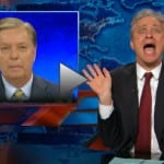 Jon Stewart The Chronicles of Gridlock in Washington2