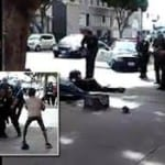 LAPD Kills Unarmed Man on Skid Row [VIDEO]