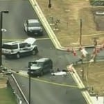 Shooting outside NSA headquarters Fort Meade; 1 said dead