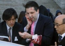 US Ambassador to South Korea attacked in Seoul