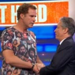 Watch Will Ferrell On The Daily Show With Jon Stewart [VIDEO] LOL