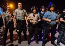 US-MISSOURI-FERGUSON-PROTEST-CLASH