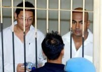 'Bali Nine' death row inmates see families for last time [VIDEO]