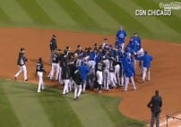 5 Tossed in White Sox, Royals Brawl