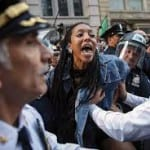 60+ Freddie Gray Protesters Arrested in NYC