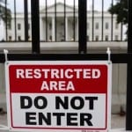Another Person Jumps White House Fence, Arrested [VIDEO]