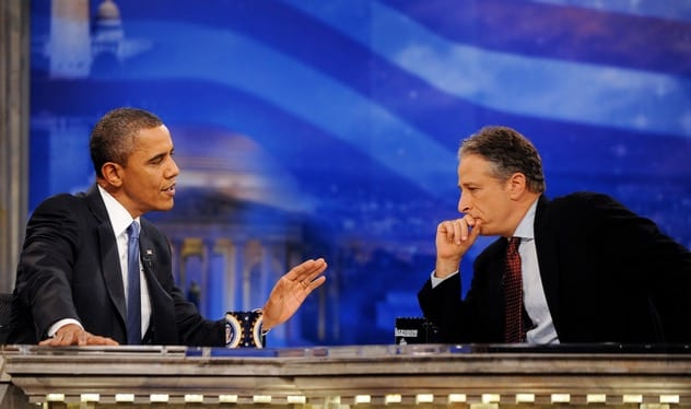 Jon Stewart explains why he's leaving 'The Daily Show Fox News, CNN, MSNBC