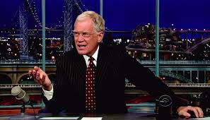 Letterman- I Should Have Been Fired