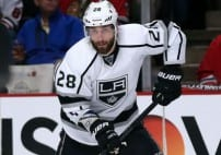 Los Angeles Kings Jarret Stoll
