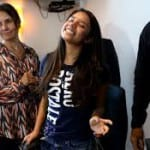 Mexican girl returned home after being forcibly sent to the US