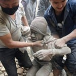 Nepal shocked by massive earthquake