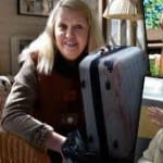 Woman Killed Mom, Stuffed in Suitcase