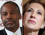Ben Carson and Carly Fiorina Announce 2016 Presidential Bids [VIDEO]